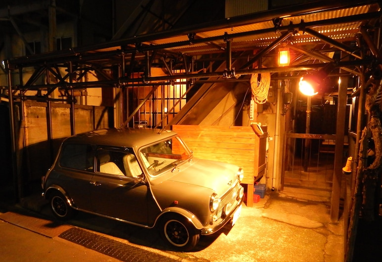 旅の宿 大森倉庫, 大田区, 施設の敷地