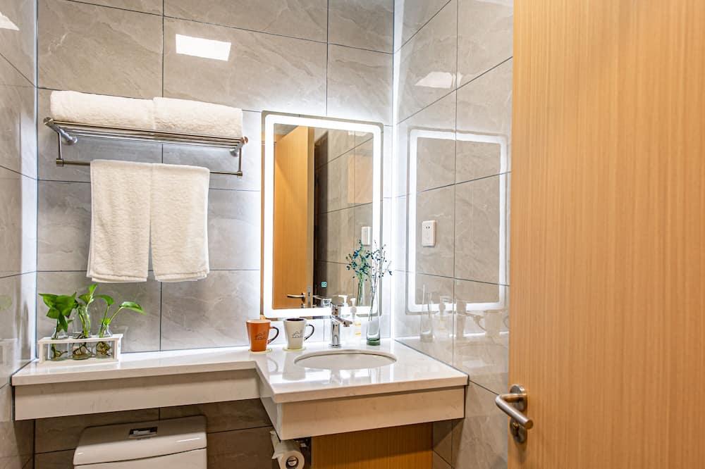 Štandardná izba (Twin) - Kúpeľňa