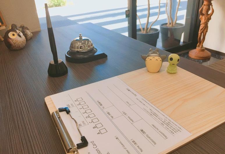 榮耀旅館 - 青年旅舍, 大阪, 入口