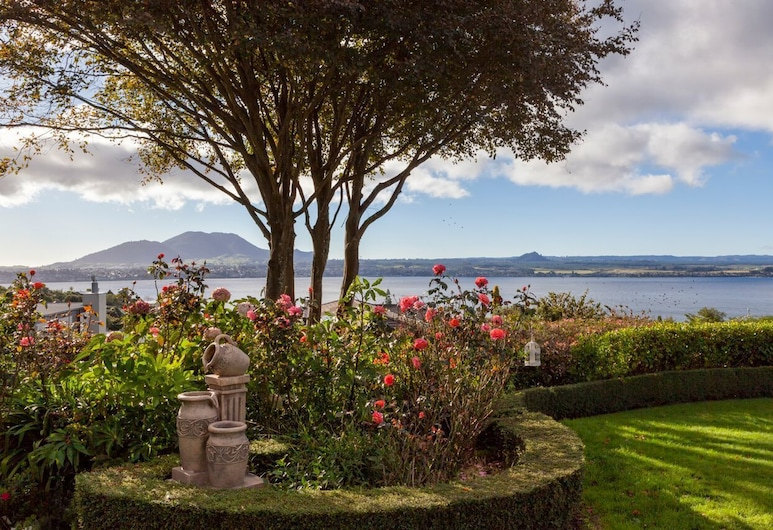 Belle vue Boutique Lodge, Taupo, Garden