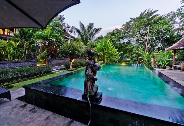 Sari Bamboo Villas, Ubud, Kolam Renang Luar Ruangan