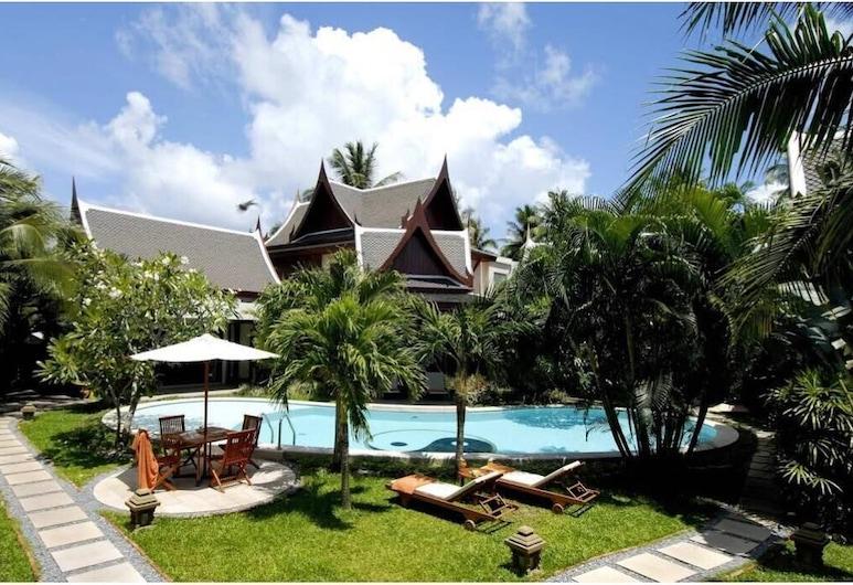西瑪潘別墅酒店, Choeng Thale