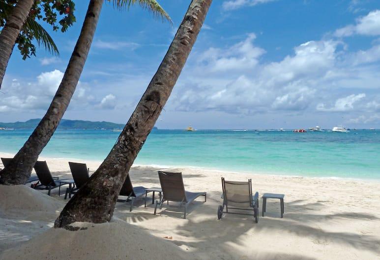 Sundown Beach Studios, Boracay Island, Strand