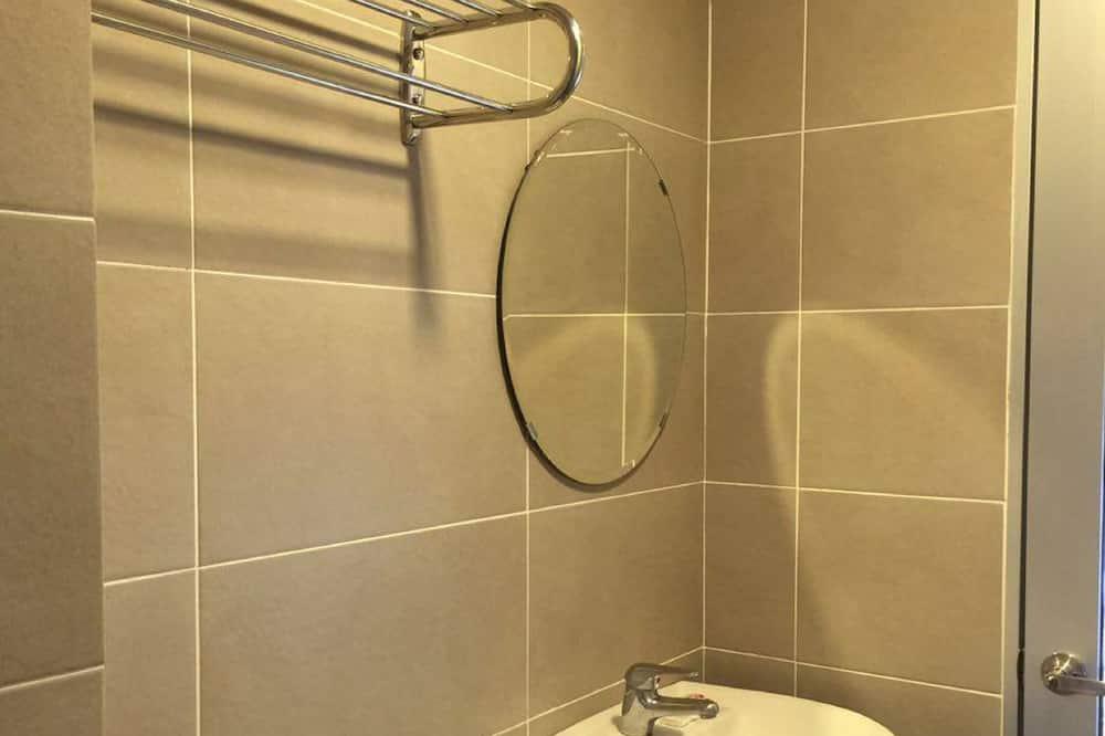 Deluxe szoba két külön ággyal - Fürdőszoba
