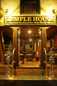Picture of Temple House in Lalitpur