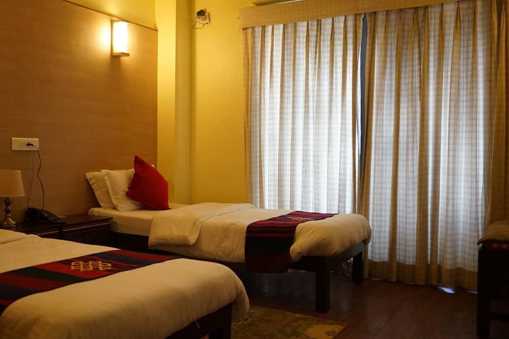 Habitación Deluxe con 2 camas individuales - Cuarto de baño