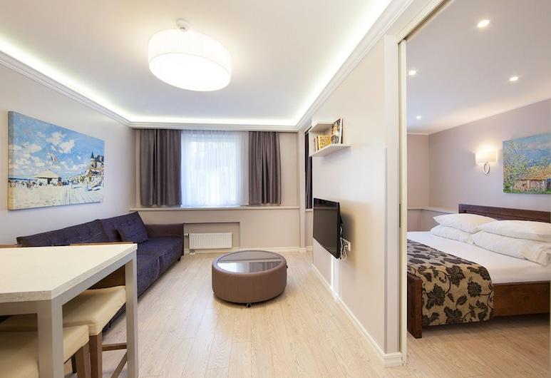 MyApartments, Tallinn, Appartamento, 1 camera da letto, Area soggiorno