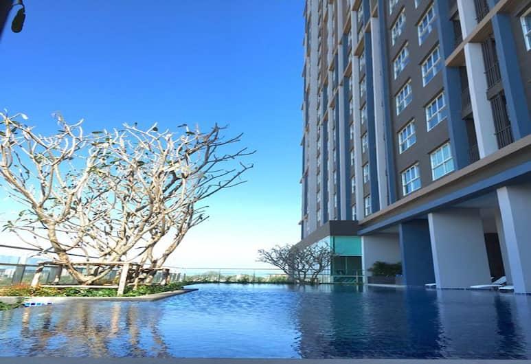 蒙特里華欣班奇昂法公寓式客房酒店, 華欣, 室外泳池
