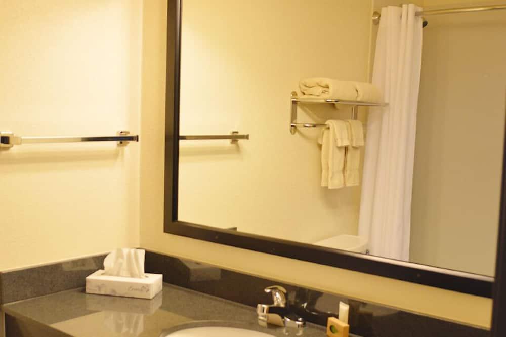 Suite, 2 Katil Ratu (Queen), Accessible - Bilik mandi