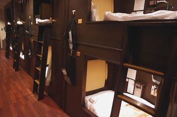 Obrázek hotelu Resort Capsule Sakuragicho ve městě Yokohama