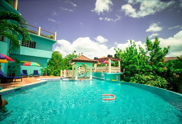 Negril Sky Blue Resorts, Negril, Alberca