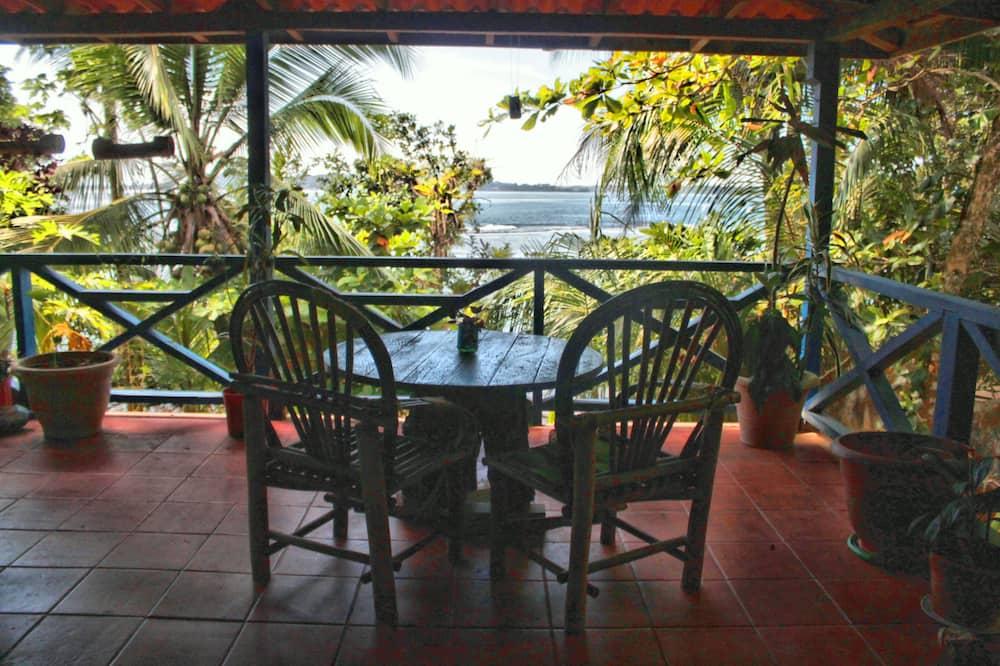 Habitación doble, vistas al mar - Balcón