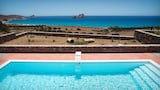 Choose this Villa in Xerokampos - Online Room Reservations