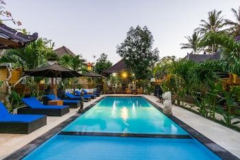 Nuotrauka: Lembongan D'Licks Villa, Lembongan sala