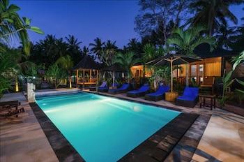 Foto do Lembongan D'Licks Villa em Ilha Lembongan
