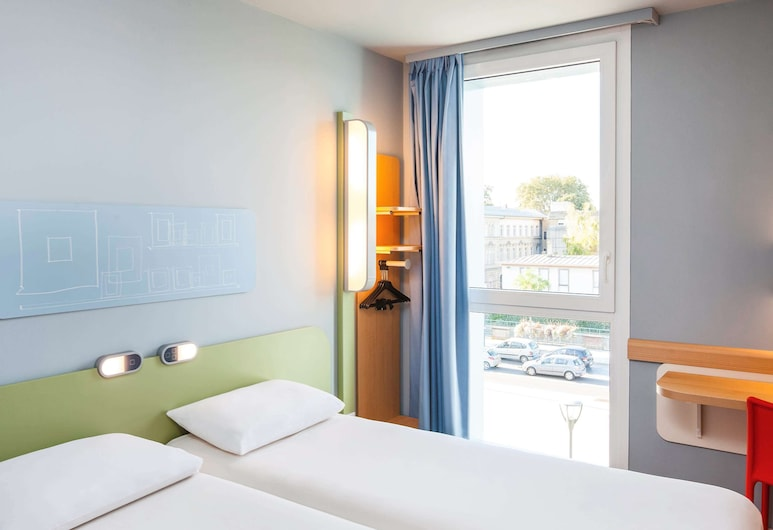 ibis budget Mulhouse Centre Gare, Mulhouse, Guest Room
