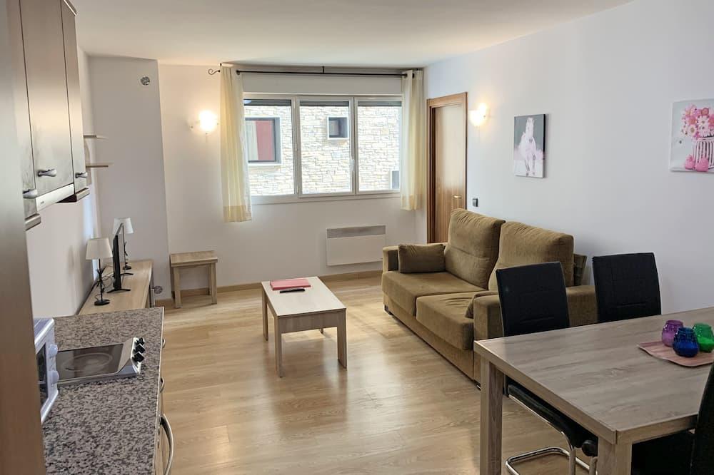 Lejlighed - 1 soveværelse (6 People) - Stue