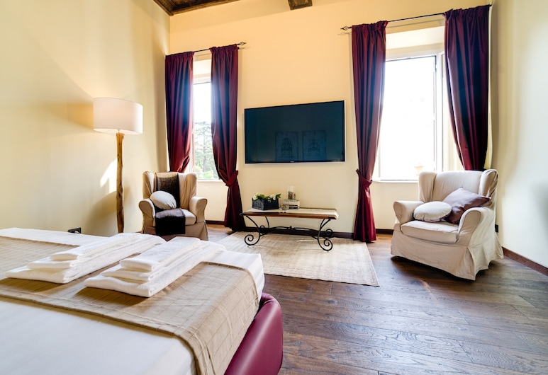 Youroom Corsini, Rome, Suite, Private Bathroom, City View (Suite Cristina), Guest Room