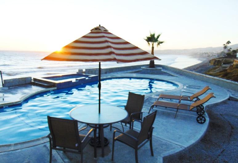 Casa Playa Baja, Playas de Rosarito, Kolam