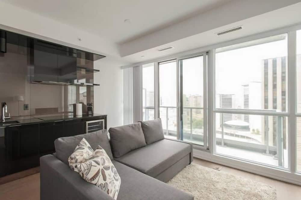 Διαμέρισμα (Condo), 1 Υπνοδωμάτιο (Prime Location) - Περιοχή καθιστικού