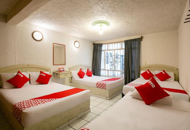 OYO Hotel La Casita, Morelija, Kambarys šeimai, Svečių kambarys