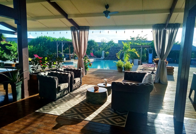 Red Palm Village, Kralendijk, Hotel Lounge