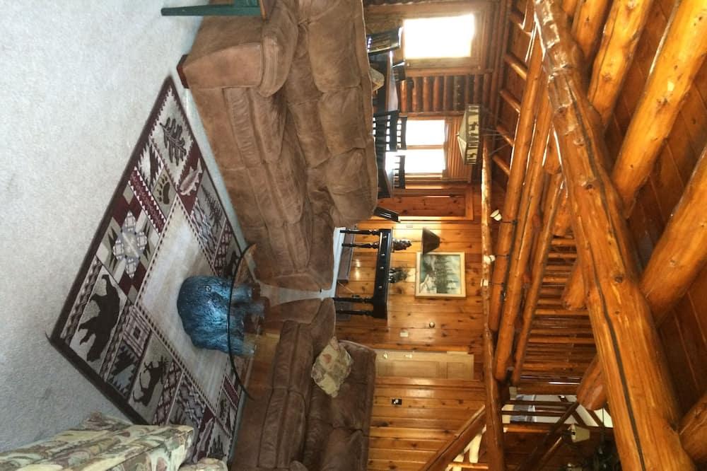 Cabin Tiêu chuẩn, 5 phòng ngủ, Không hút thuốc - Phòng khách