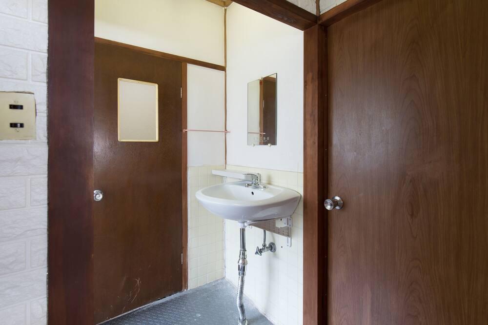 Twin Room, Non Smoking (Japanese Style) - Bilik mandi