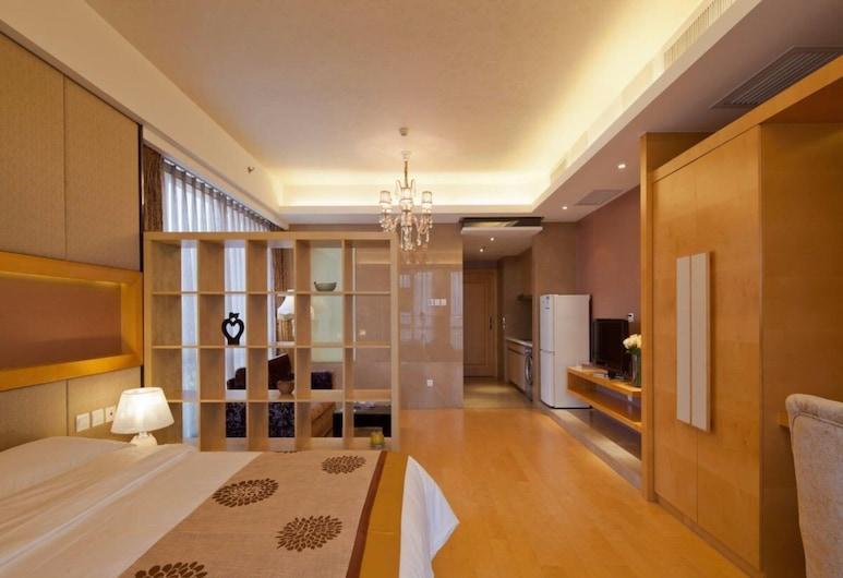 Sanlitun Xin Xiang Ya Yuan Apartment, Peking, Deluxe-herbergi, Herbergi