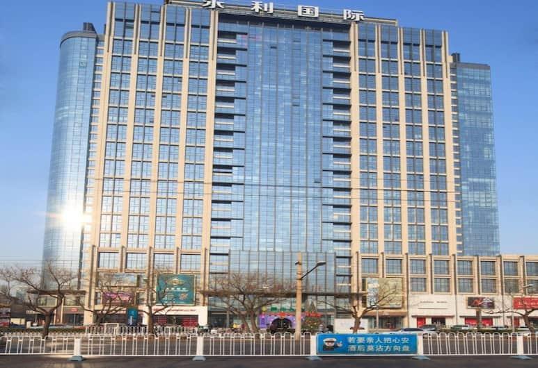 馨香雅苑公寓北京工體三里屯店, 北京市, 住宿正面