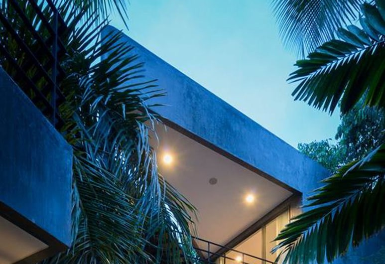 House of Grey, Bangkok, Alberca al aire libre