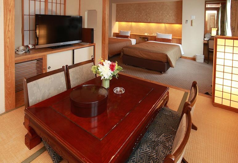 浅草セントラルホテル, 台東区, 本館和洋室 禁煙, 部屋