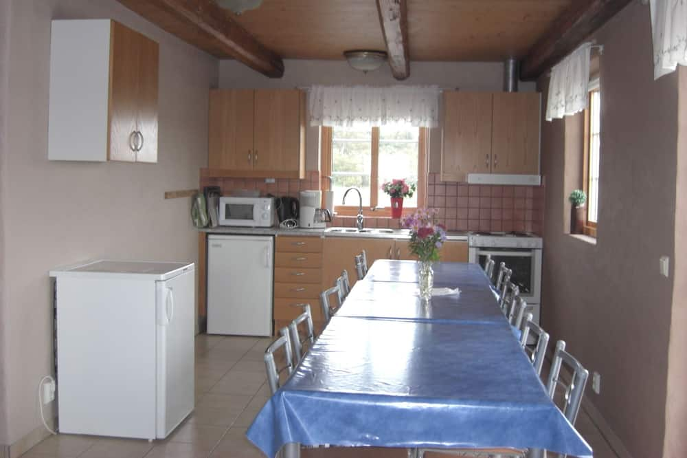 公寓 (8 guests) - 客房餐飲服務