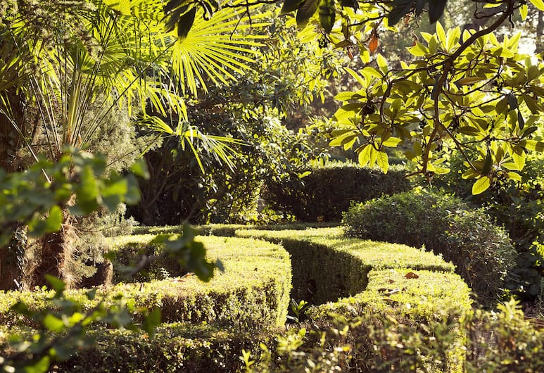 Mas de Lafeuillade, Montpellier, Jardin