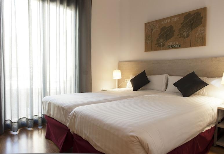 MH Apartments Gracia, Barcelona, Departamento Deluxe, 2 habitaciones, Habitación