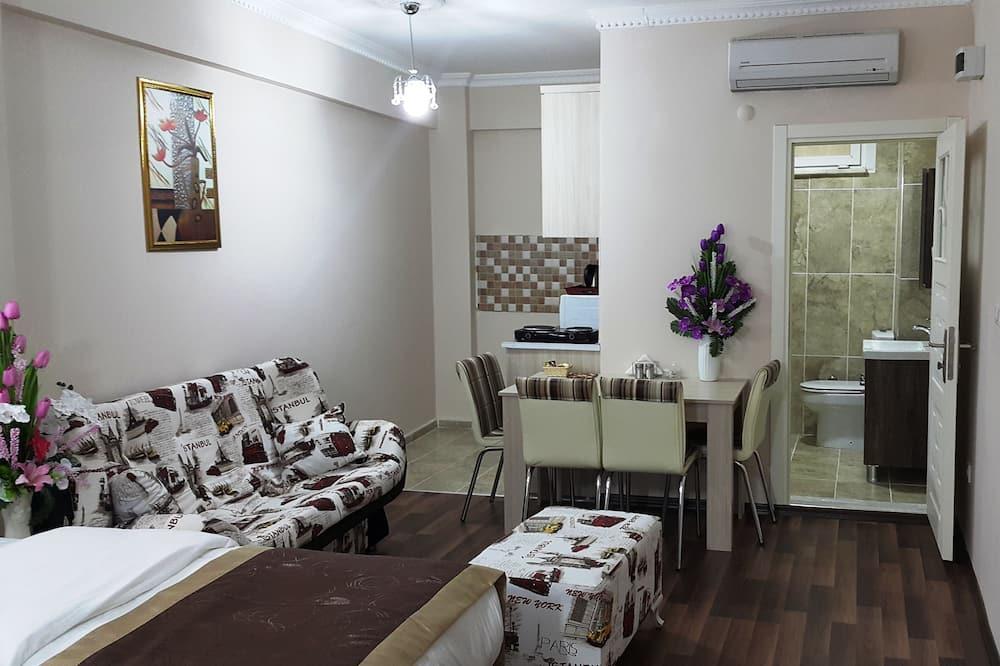جناح عائلي - منطقة المعيشة
