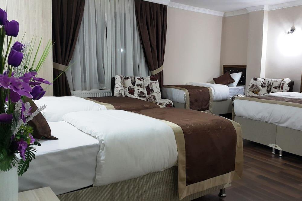 جناح عائلي - الغرفة