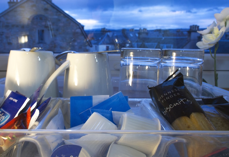 Crown Hotel Guesthouse, Inverness, Classic Single Room, Ensuite (Second floor), Guest Room