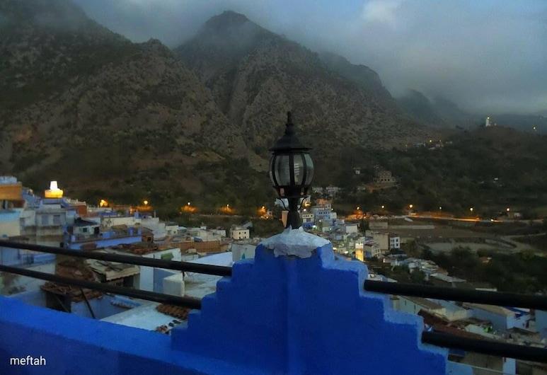 Riad Antek, Chefchaouen, Vista dall'hotel