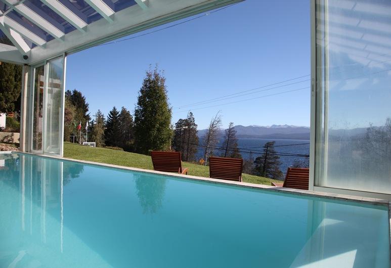Pailahue Lodge & Cabañas, San Carlos de Bariloche, Piscina cubierta