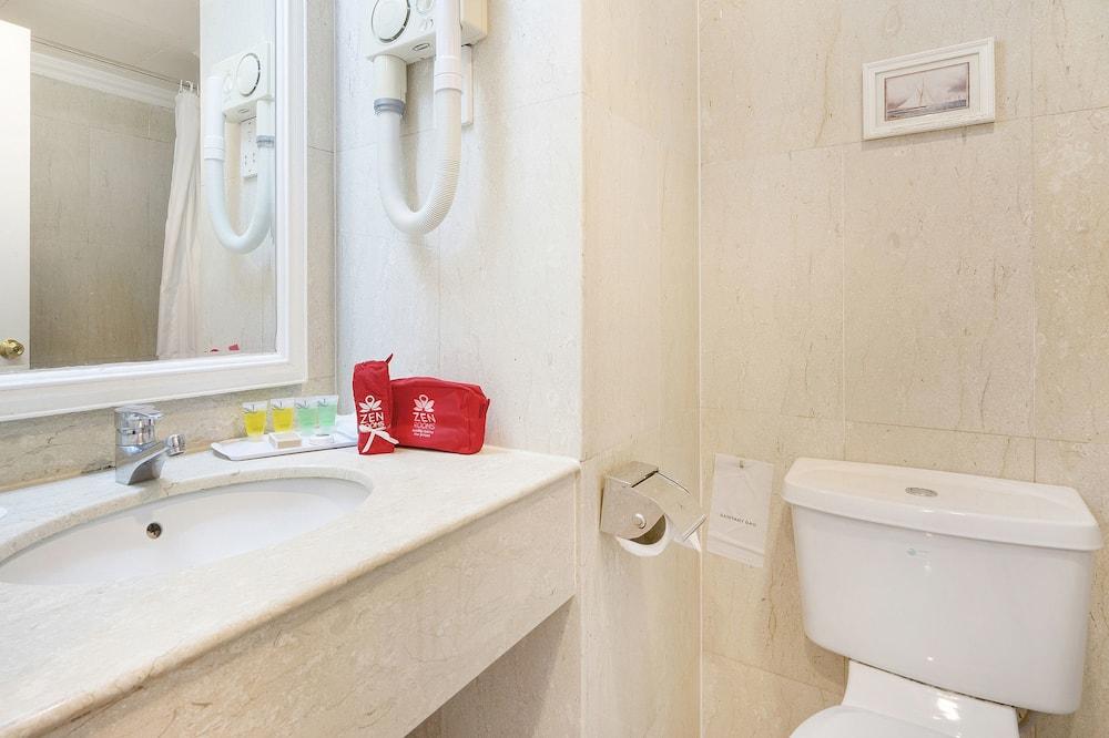 Deluxe Δίκλινο Δωμάτιο (Twin) - Μπάνιο