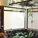 럭셔리 방갈로, 침실 1개, 정원 - 욕실