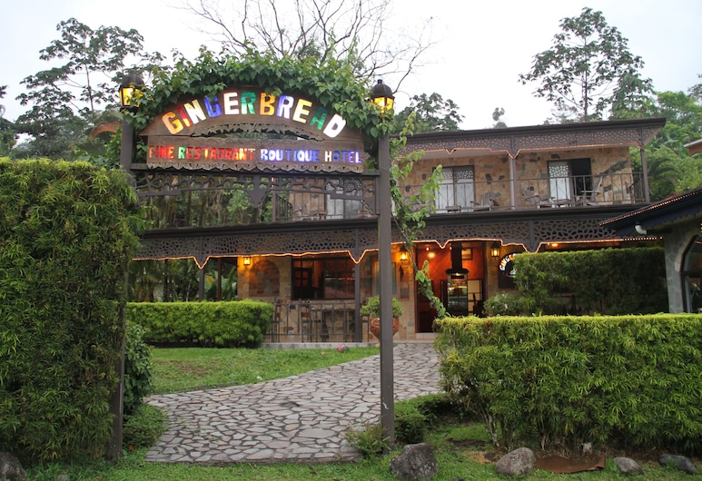 Gingerbread Hotel and Restaurant, Arenal