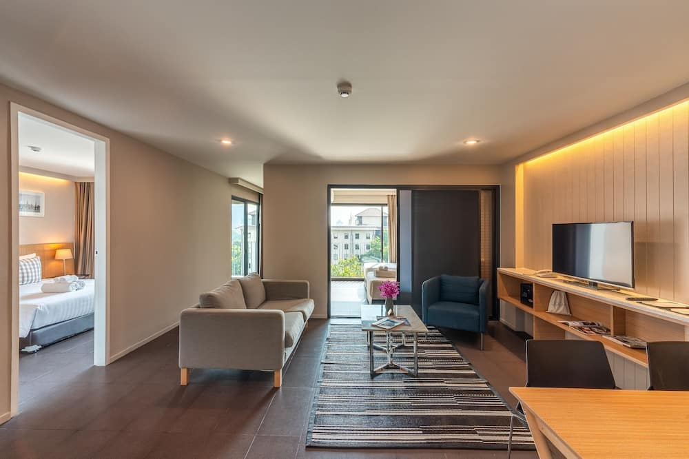 Family Penthouse, 2 Bedrooms, Non Smoking, River View - Guest Room