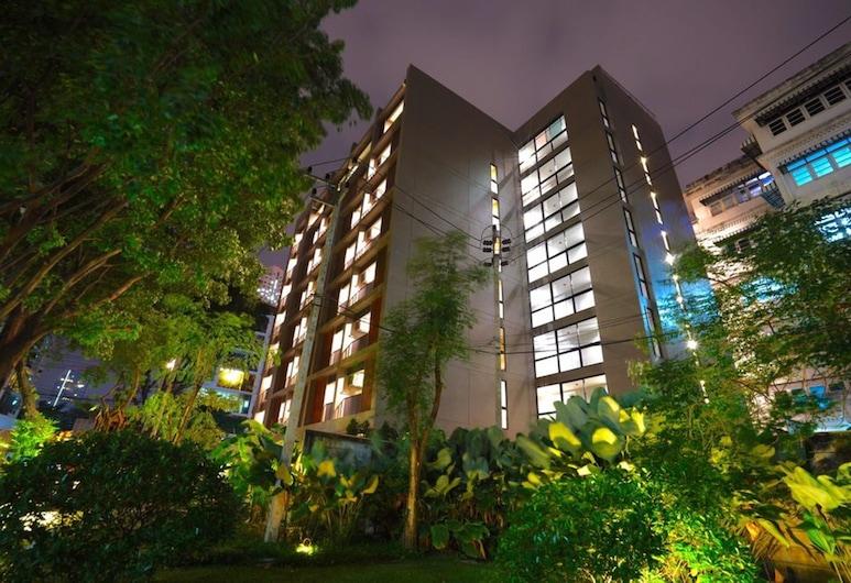 Naga Residence, Bangkok, Garden