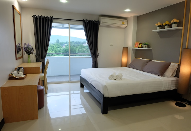 Wisdom Residence, Hat Yai, Superior Room, Guest Room