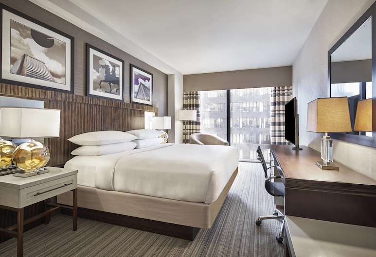 Delta Hotels by Marriott Baltimore Inner Harbor, Baltimore, Deluxe Room, 1 King Bed, Non Smoking, Guest Room