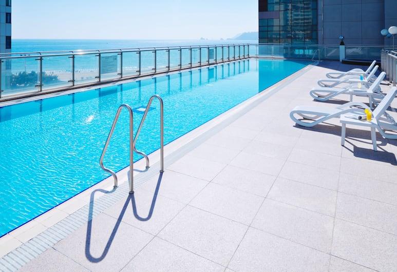 Kolon Seacloud Hotel, Busan, Kolam Renang Luar Ruangan