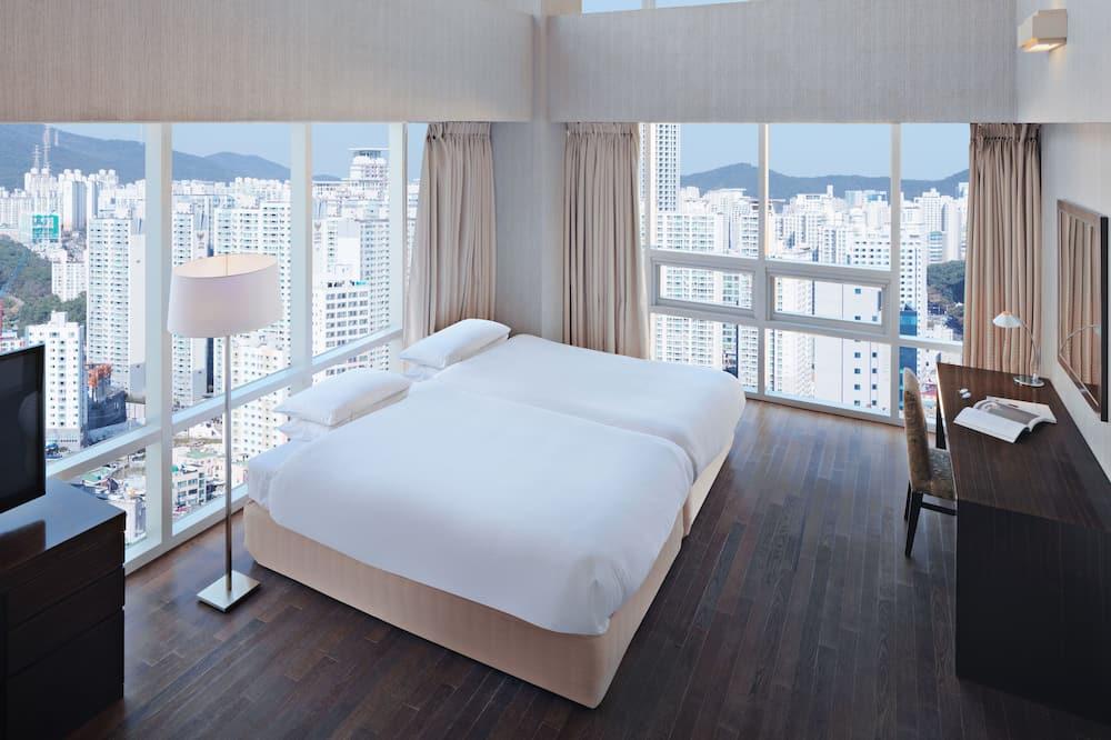 Superior-Suite, Stadtblick - Ausblick vom Zimmer