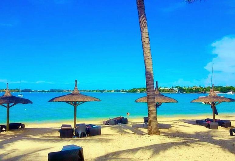 Ocean Villas Apart Hotel, Grand-Baie, Bãi biển